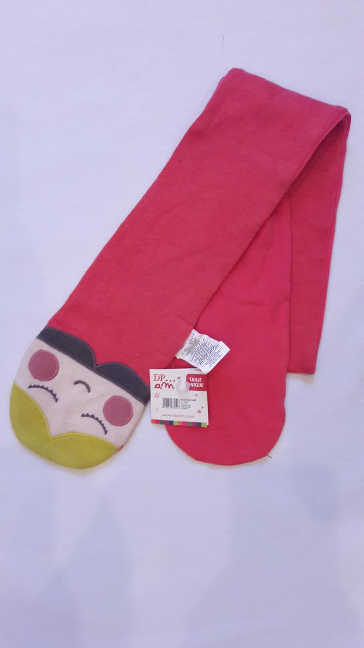 Шарфик для девочки DPam куколка