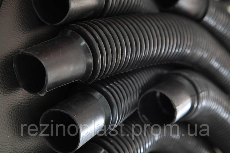Семяпровод (Гофрированная резиновая трубка) для сельхозтехники