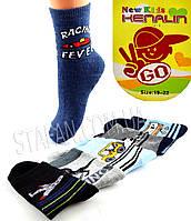 Махровые детские носки Kenalin 304 19-22 Z. В упаковке 12 пар