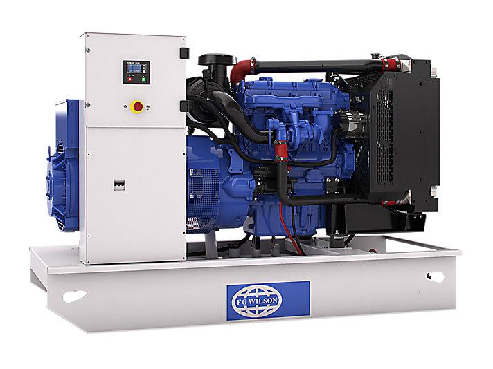 Дизельний генератор FG Wilson P275H-3 (247,9 кВА/198 кВт)