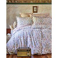 Постельное бельё евро размера Karaca Home LUMINDA SOMON SV80
