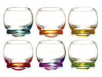 Набор стаканов для сока CRYSTALEX CZ crazy из 6 шт. 390 мл, 024-055