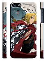 Чехол на  iPhone 5/5s fullmetal alchemist