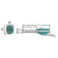 Кабельный наконечник с изоляцией H0,5/14 ZH OR