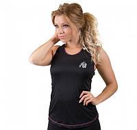 Майка для фитнеса Marianna Tank Top - Black/ Pink, фото 1