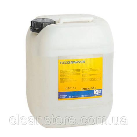 FLECKENWASSER пятновыводитель универсальный для текстиля, кожи, пластика, лака, 10 л., фото 2