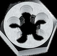 Шестигранная плашка HSS M10x1,25. 333.0032, фото 1