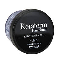 Маска для реконстр.повр. волос Keraterm 300 мл. Fanola