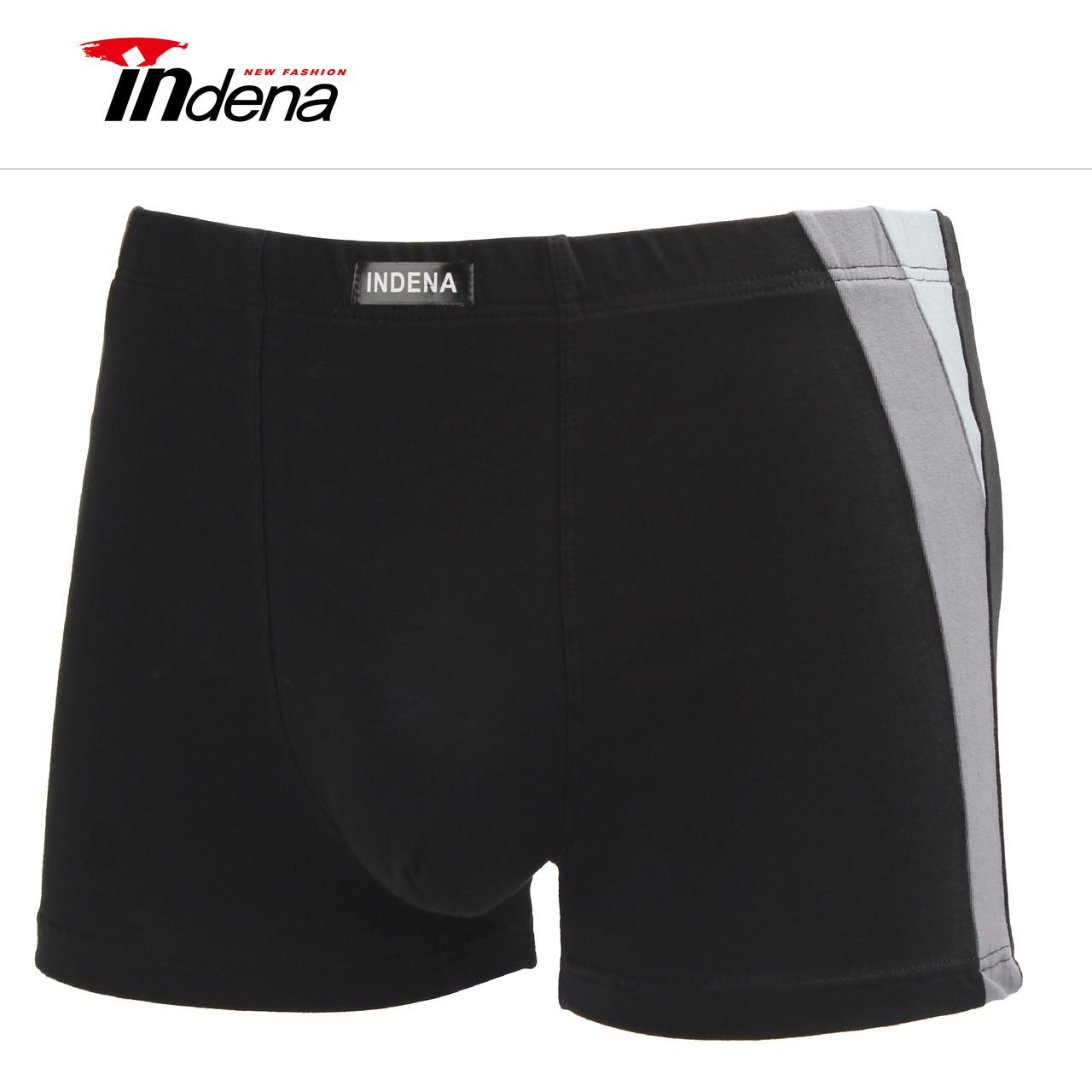 Мужские боксеры стрейчевые марка «INDENA» АРТ.75027