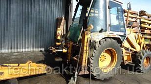 Колеса, шины, все запчасти на CASE 580 SK (5049675731) - экскаватор-погрузчик
