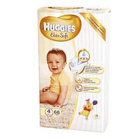 Подгузники Huggies Elite Soft 4 (8-14 кг) 66 шт.