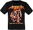 """Футболка Anthrax """"Fight 'Em Til You can't"""", фото 3"""