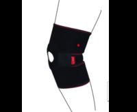 Бандаж на коленный сустав разъемный со спиральными ребрами жесткости, R6201