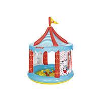 Надувной цирк Bestway Circus 93505