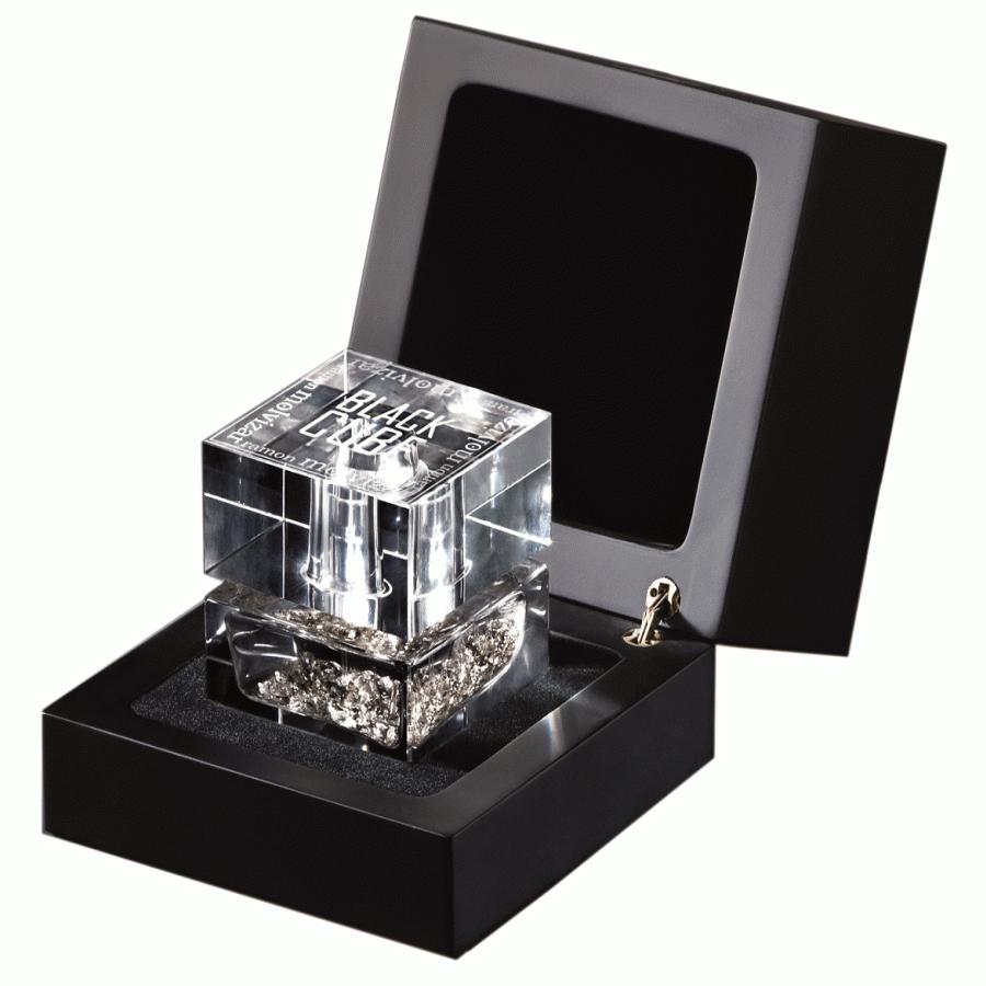 Ramon Molvizar Black Cube 50ml парфюмированная вода (оригинал)