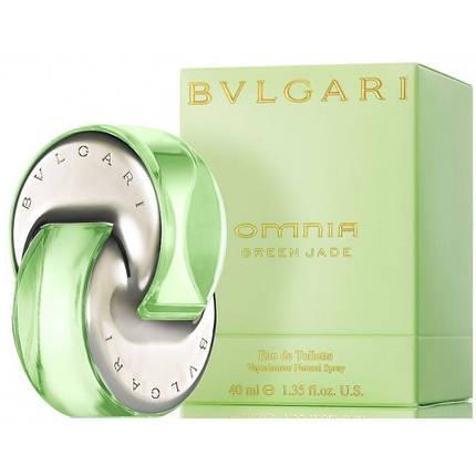 Женские духи в стиле Bvlgari Omnia Green Jade Edt 65 ml, фото 2