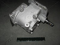 Коробка отбора мощности ГАЗ САЗ-4509 (КПП 5-ст.) НШ-32 кор.шток (покупной ГАЗ) (арт. 4509-4202010-10), AHHZX