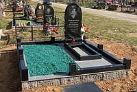 Услуги установки памятников,оградок и других гранитных изделий