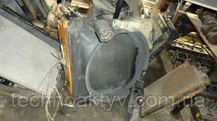 Водоохладитель и маслоохладитель на запчасти на CASE 580 K SK (5052117949) - разный