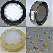 Світлодіодне led освітлення (світлодіодні світильники, вуличні прожектори, промислове освітлення)
