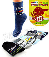 Махровые детские носки Kenalin 304 23-26 Z. В упаковке 12 пар, фото 1