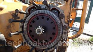 Запчасти тормозной системы на CASE 580 SK (5049627145) - экскаватор-погрузчик