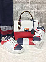 Набор GUCCI:сумочка,обувь