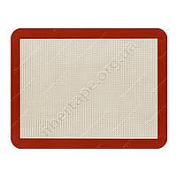 Силиконовый коврик для выпечки 310х520 мм