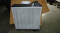 Охладитель воды / водоохладитель / водный радиатор новый на CASE 580, 590 SLE 580SM (7123080921) - экскаватор