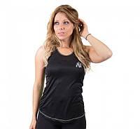 Майка для фитнеса Marianna Tank Top - Black/ White, фото 1