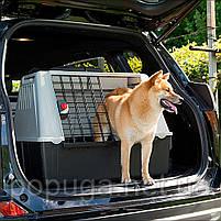Автомобильная переноска для собак Atlas Car 80 Ferplast, 82*51*61см, фото 2