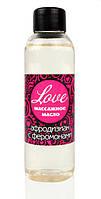"Масло массажное с феромонами ""Love"", 75 мл."