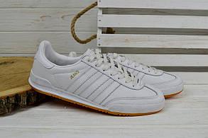 Кроссовки мужские Adidas Jeance белые 2378