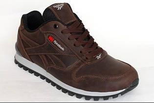 Демисезонные  кроссовки Rec-Reebok коричневые