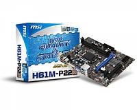 MSI H61M-P22 (G3) Intel H61, s1155 б/у