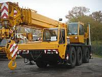 Аренда автокрана 40 тонн liebherr 1040 стрела 30 метров