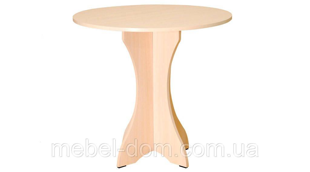 Круглый стол кухонный Боярин. В наличии