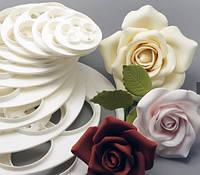 Вырубка Роза профф 6 штук, фото 1