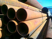 Труба горячекатаная бесшовная127х8 сталь 20/8 сталь 17Г1С