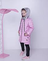Куртка демисезонная для девочки Новинка весна 2018