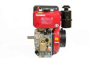 Двигатель дизельный WEIMA WM178FS(R) (6 л.с., шпонка, вал 25 мм), фото 3
