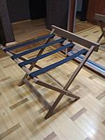 Багажница деревянная (сосна, бук)