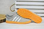 Кроссовки мужские Adidas Suciu серые 2526, фото 2