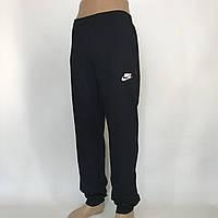 Спортивные штаны Nike / трикотажные / темно-синие 46-54 р., фото 1