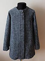 Кардиган для девочек детское полу-пальто демисезонное, фото 1