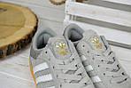 Кроссовки мужские Adidas Suciu серые 2526, фото 4