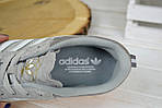 Кроссовки мужские Adidas Suciu серые 2526, фото 5