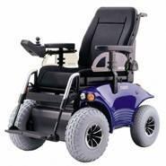 Инвалидные коляски с электроприводом