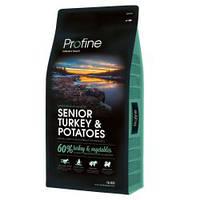 Корм Profine Senior Turkey & Potatoes