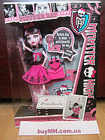 Кукла Monster High Picture Day Draculaura Doll Дракулаура день фото, фото 1